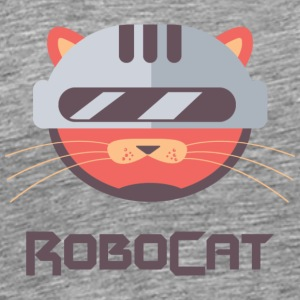 Robo Cat T-Shirts - Men's Premium T-Shirt