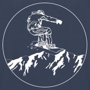 I RIDE MOUNTAINS Men's tank - Men's Premium Tank