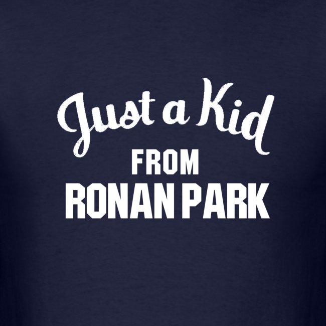 Just a Kid from Ronan Park