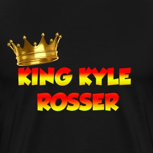 KING Kyle Rosser T-Shirt - Men's Premium T-Shirt