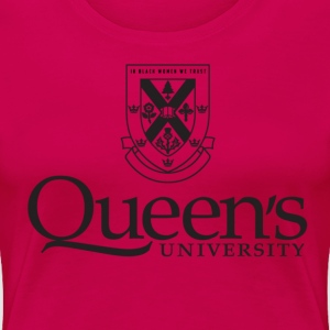 queen University Women's T-Shirts - Women's Premium T-Shirt