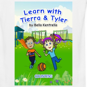 Bella Kentrella,children,LEARN WITH TIERRA & TYLER Sportswear - Men's Premium Tank