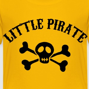 Little Pirate Baby & Toddler Shirts - Toddler Premium T-Shirt