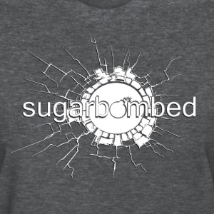 SugarBombed Black'n White - Women's T-Shirt