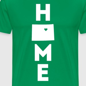 Sweet Home Colorado State T-shirt T-Shirts - Men's Premium T-Shirt
