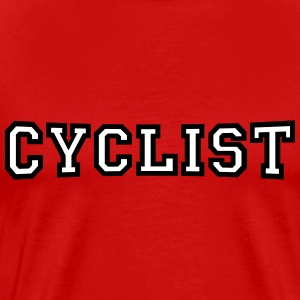 cyclist T-Shirts - Men's Premium T-Shirt
