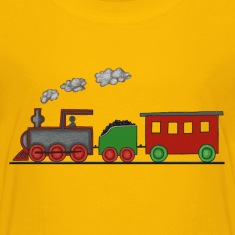 railroad Kids' Shirts