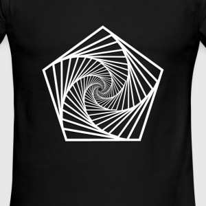 geometry-Polygon T-Shirts - Men's Ringer T-Shirt