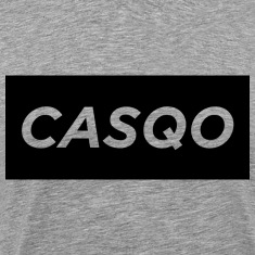 Casqo Box Text (T-Shirt)
