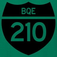 Design ~ BQE 210 Limited Edition T Shirt!