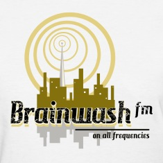 brainwash.png Women's T-Shirts
