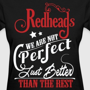 Redheads Better Than Rest Women's T-Shirts - Women's T-Shirt
