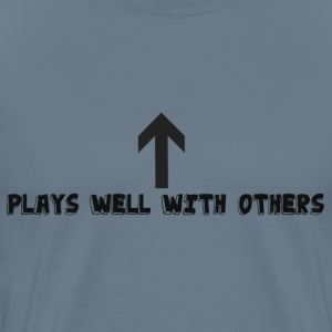 WELLWITHOTHERS T-Shirts - Men's Premium T-Shirt