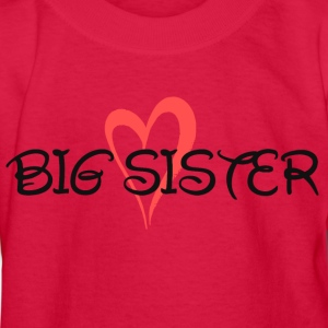Big Sister - Kids' Long Sleeve T-Shirt