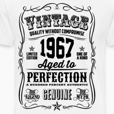 Vintage 1967 Aged to Perfection 49th Birthday gift