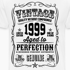Vintage 1999 Aged to Perfection 17 Birthday gift