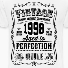 Vintage 1998 Aged to Perfection 18 Birthday gift