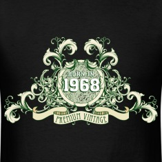 042016_born_in_the_year1968_c T-Shirts