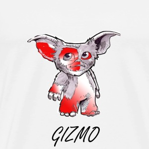 GIZMO GRAPHIC TEE  - Men's Premium T-Shirt