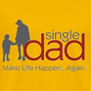 Single Dad - Men's Premium T-Shirt