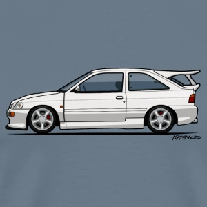 Ford Escort Mark V RS Cosworth T-Shirts - Men's Premium T-Shirt