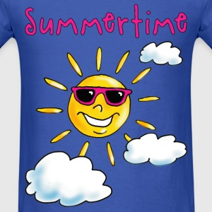 summertime sunshine_04201602 T-Shirts - Men's T-Shirt