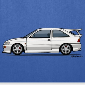 Ford Escort Mark V RS Cosworth Bags & backpacks - Tote Bag