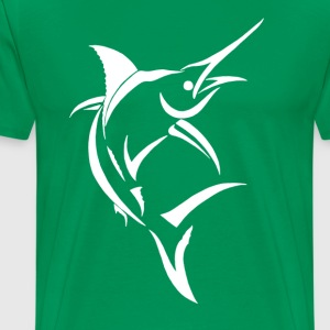 black_marlin_tshirts - Men's Premium T-Shirt