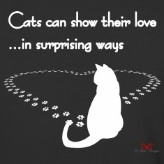 Cat Love-dark prints
