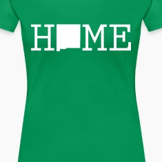 Sweet Home New Mexico State T-shirt Women's T-Shirts