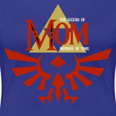 The Legend of Mom: Mother of Time T-shirt