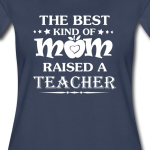 TEACHER'S MOM - Women's Premium T-Shirt