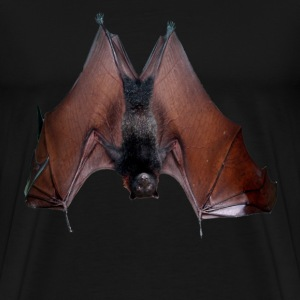Bat hanging 1 SHIRT copy T-Shirts - Men's Premium T-Shirt