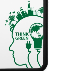 think green - iPhone 6/6s Rubber Case
