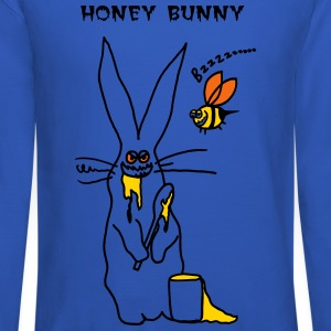 Honey Bunny Sweater - Crewneck Sweatshirt