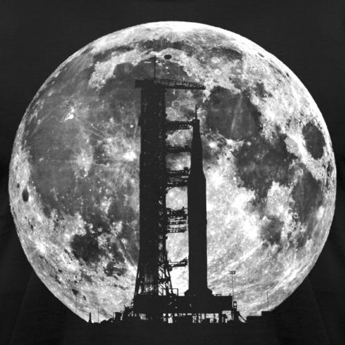 Saturn V Rocket Apollo 11