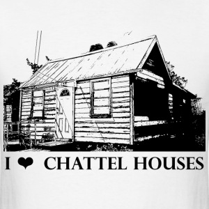 Chattel House Two - Men's T-Shirt