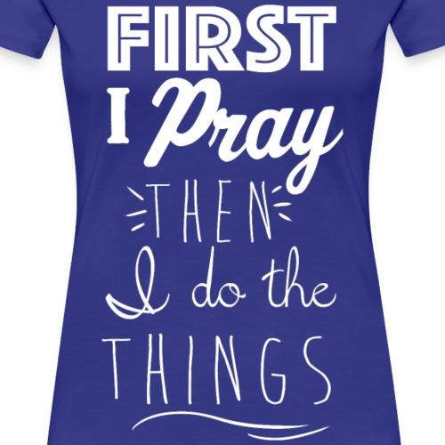 pray_first