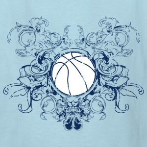vintage_ball_sport_042016_basketball_a Kids' Shirts - Kids' T-Shirt