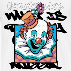 wicked clown love T-Shirts