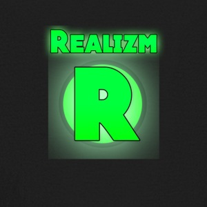 Realizm R Logo Long Sleeves - Kids' Long Sleeve T-Shirt