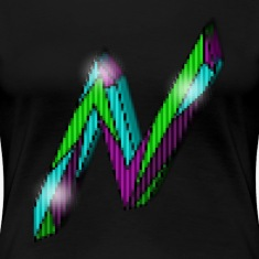 Nitroglitch N Logo - Women's T-Shirt