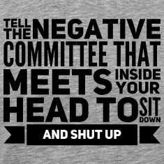 tell the negative commitee to shut up T-Shirts