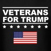 Veterans for Trump - Mens - Men's T-Shirt