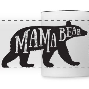 Mama Bear Mug - Panoramic Mug