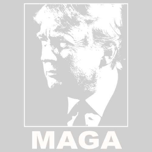 MAGA Portrait - Transparant