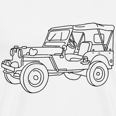 SUV Jeep ATV