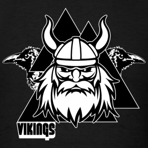Vikings Asgard T-Shirts - Men's T-Shirt