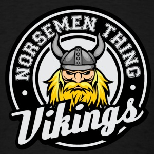 Vikings Norsemen Thing T-Shirts - Men's T-Shirt