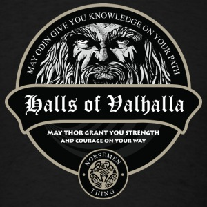 Halls Of Valhalla T-Shirts - Men's T-Shirt